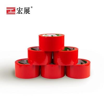 红色封箱胶